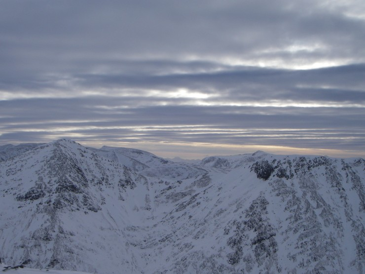 Looking South towards Stob Gobhar