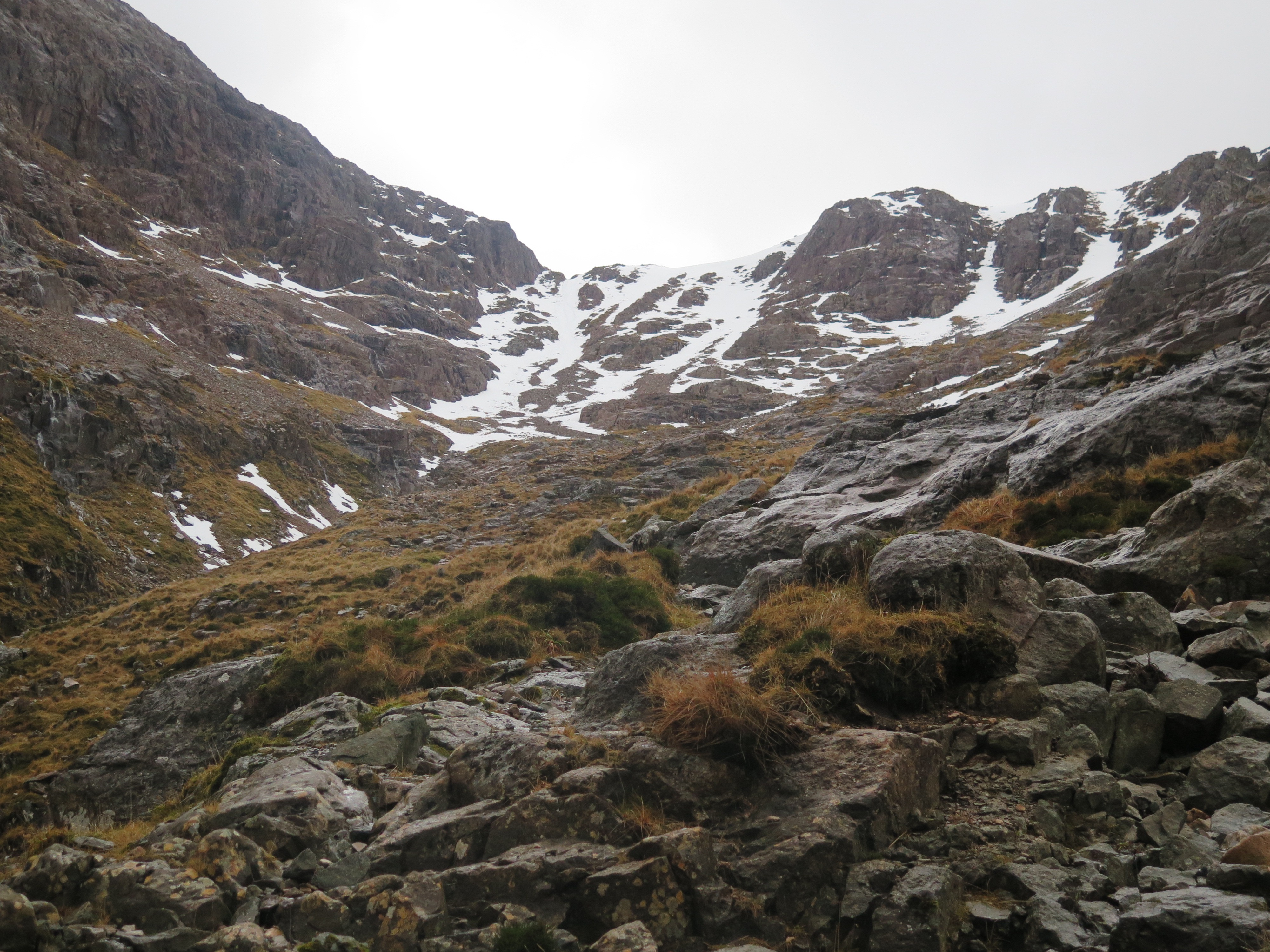 Coire na Tulaich today
