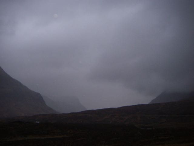 This picture says a lot about Glencoe, today!