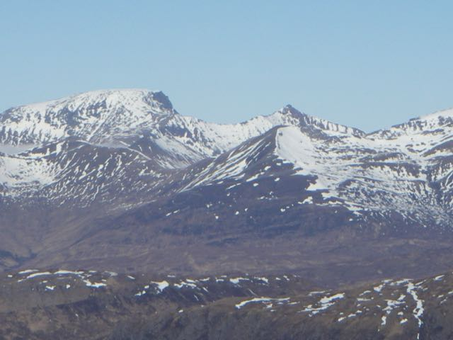 Looking North towards Ben Nevis