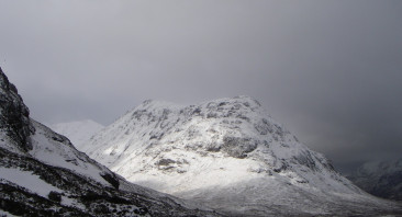 Snow showers and Westerly winds