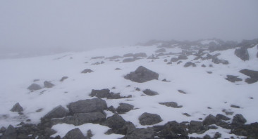 Mild and poor visibility