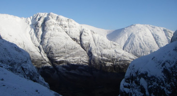 A lovely day in Glen Coe