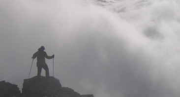 Meall a Bhuiridh Brocken Spectre and inversion conditions