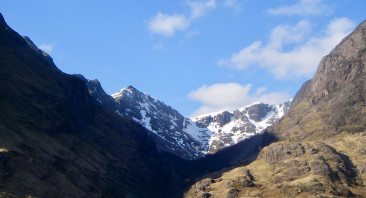 Last Glen Coe blog for this winter season.